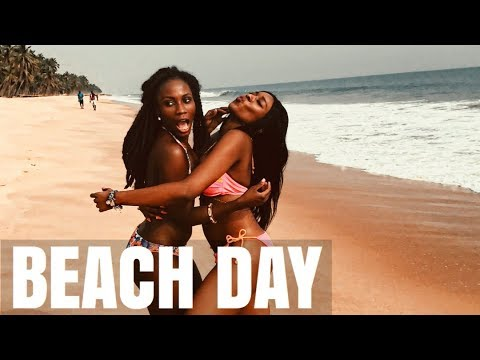 An AMAZING BEACH RESORT in Lagos: La Campagne Tropicana | LIFE IN LAGOS #02 | SASSY FUNKE  [VLOG]