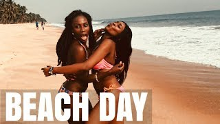 An AMAZING BEACH RESORT in Lagos: La Campagne Tropicana | LIFE IN LAGOS #02 | SASSY FUNKE  [VLOG]