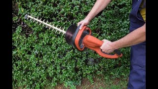 Black and Decker Hedge Trimmer Review