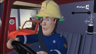 Sam le pompier en Français -- Coincés dans la boue -/- Episode Complet.