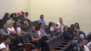 Semana De Conscientização, Prevenção E Combate A Prática De Queimadas Urbanas Na Câmara De Araras