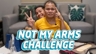 NOT MY ARMS CHALLENGE: POOH'S EASY EVERYDAY MAKEUP TUTORIAL | Enchong Dee