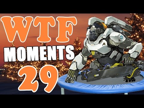 Overwatch WTF Moments Ep.29