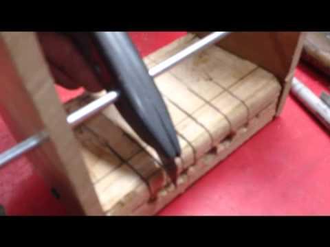 Treatment of cut vein shaved leg