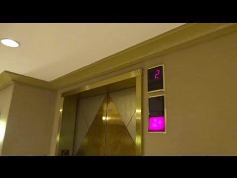 Otis Elevators - East Tower at the Luxor - Las Vegas, Nevada