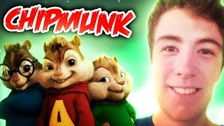 CHIPMUNK PLAYS MINECRAFT ( Funny Money Wars - Minigames )
