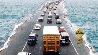 Oto 11 najbardziej niebezpiecznych i niezwykłych dróg na świecie