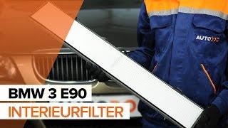 Achteraslager installeren BMW 3 SERIES: videohandleidingen