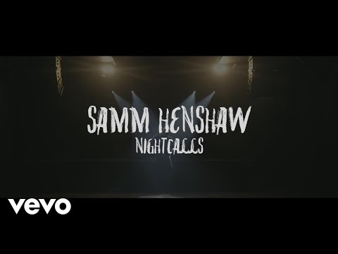 Samm Henshaw - Night Calls (Official Video)