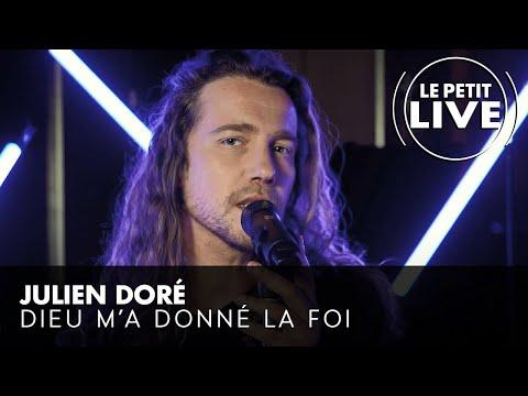 Julien Doré - Dieu m'a donné la foi (Ophélie Winter Cover) | Le Petit Live