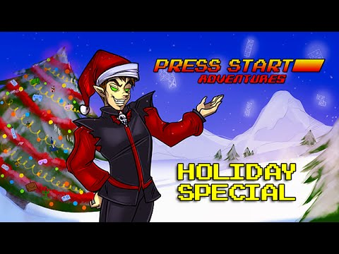 Press Start Adventures Holiday Special [HD Version]