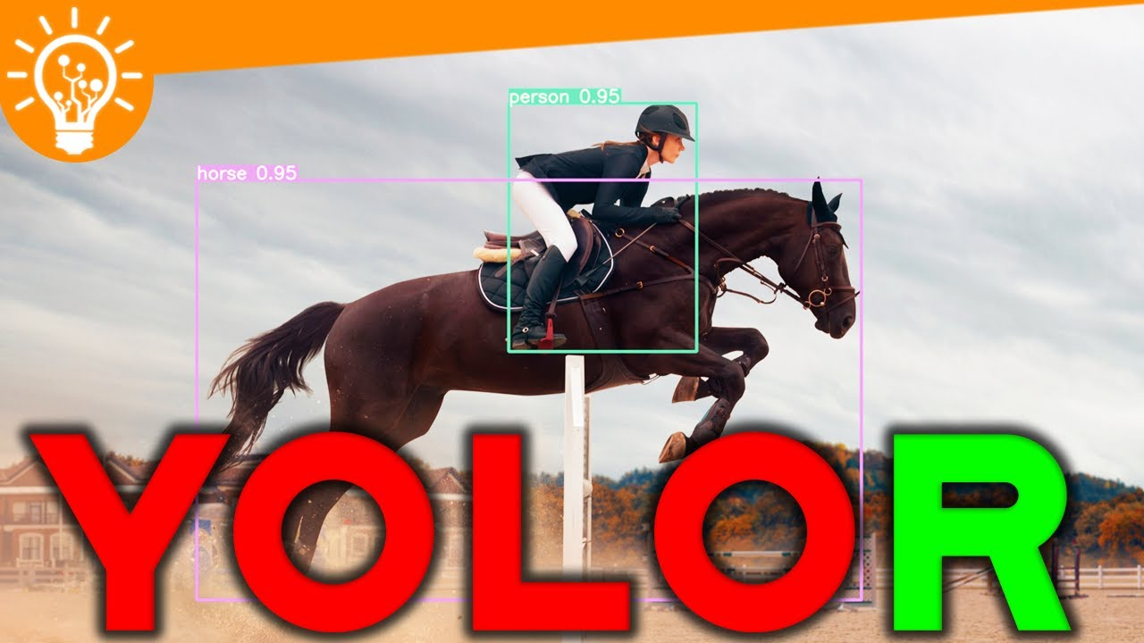 How to Run YOLOR Object Detection on GPU and CPU - Images and Webcam Tutorial