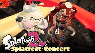 Splatoon 2 Splatfest Concert: Team Mayo vs. Team Ketchup
