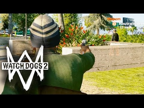 "Hacker? HEADSHOT! - ""WATCH DOGS 2"" #11"