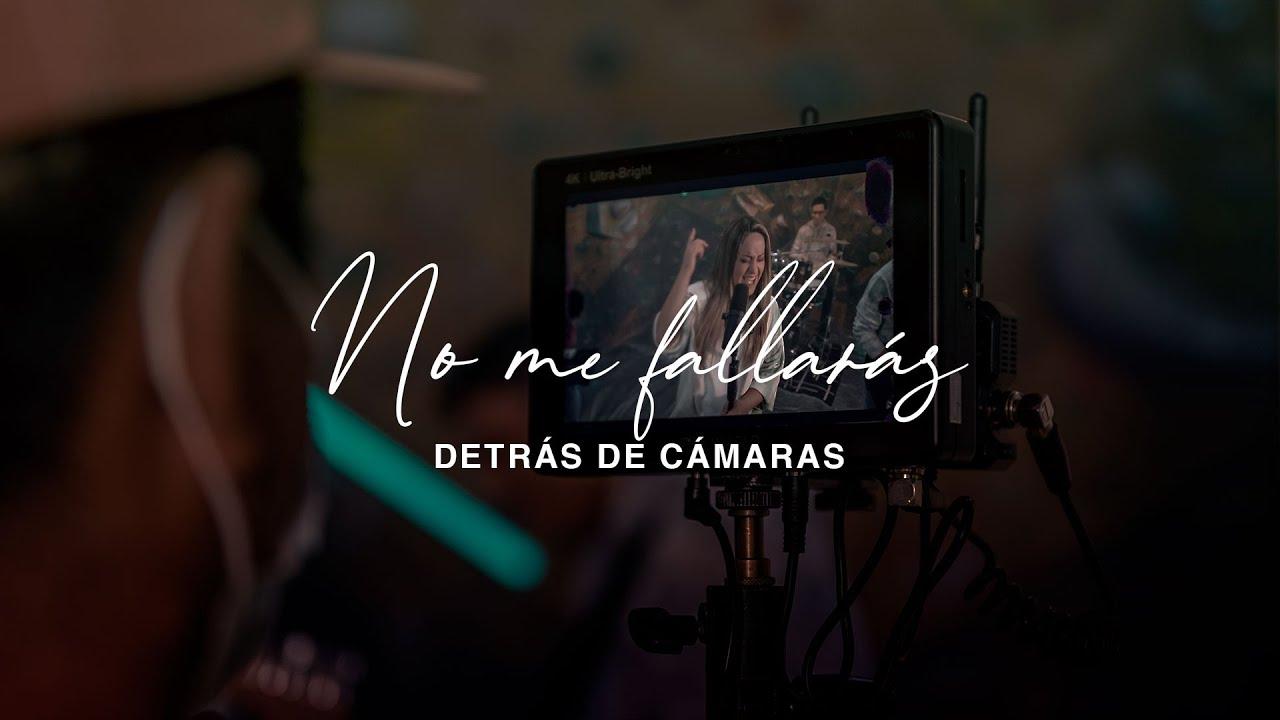 TWICE MÚSICA - No Me Fallarás (Detrás de cámaras)