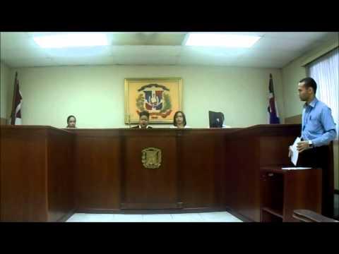 AUDIENCIA DE JUZGAMIENTO I NUEVA LEY LABORAL Nº 29497 PERÚ (2012)из YouTube · Длительность: 1 час24 мин3 с