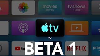 tvOS 13 Beta 1 Review