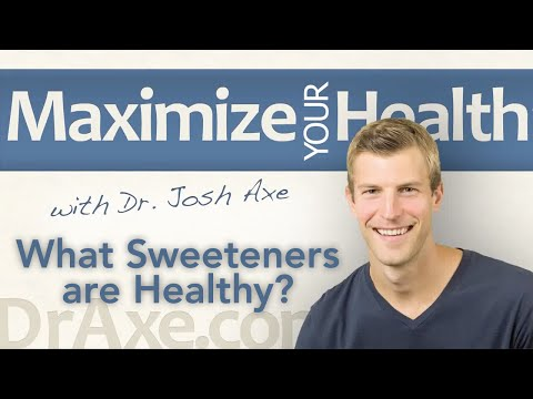 What Sweeteners are Healthy?