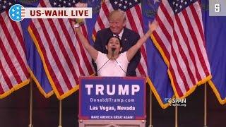 US Wahl live (endlich erfahren wir mal was von den Amerikanern selbst)