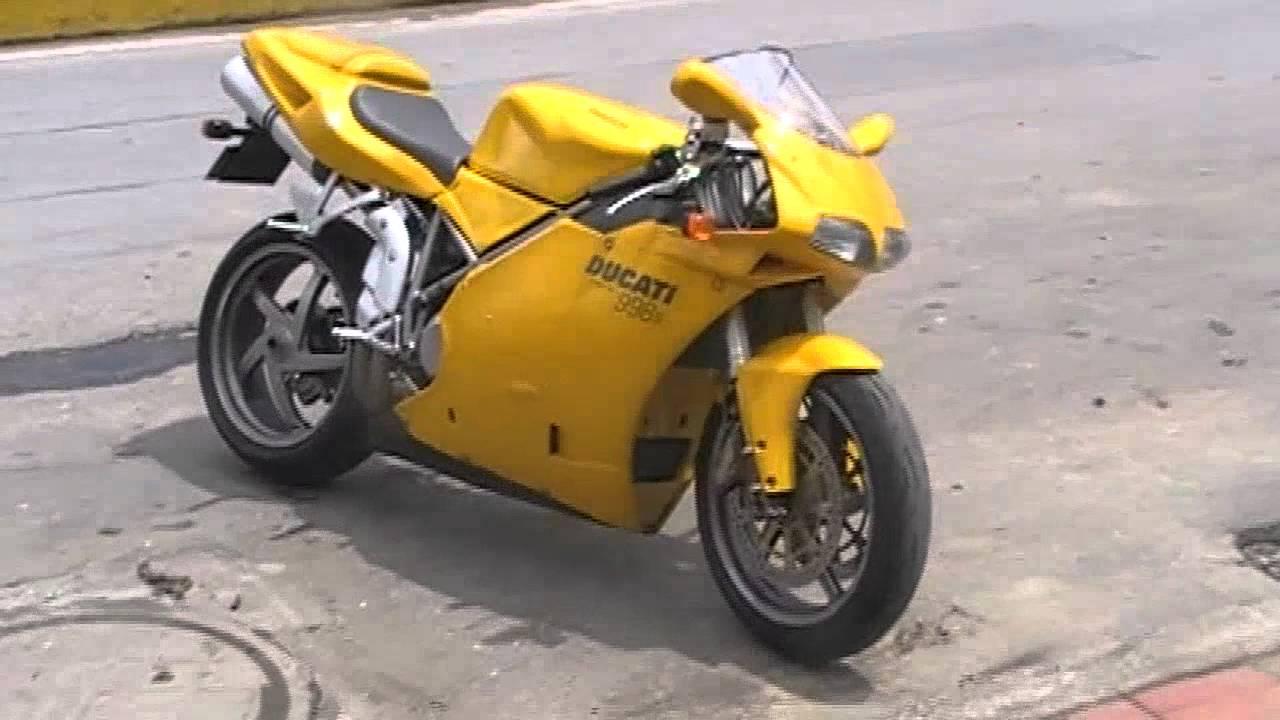 Most Beautiful Motor Bike In The World Ducati 916 998 La