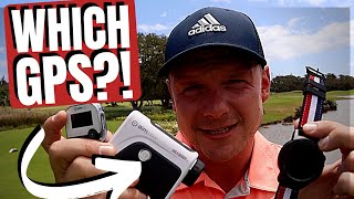 WHICH GOLF GPS SHOULD YOU BUY?!