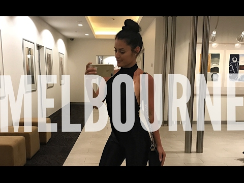 MELBOURNE WE'RE HERE! | AUSTRALIA VLOG 4
