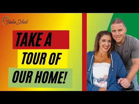Take A Tour of Our Home!