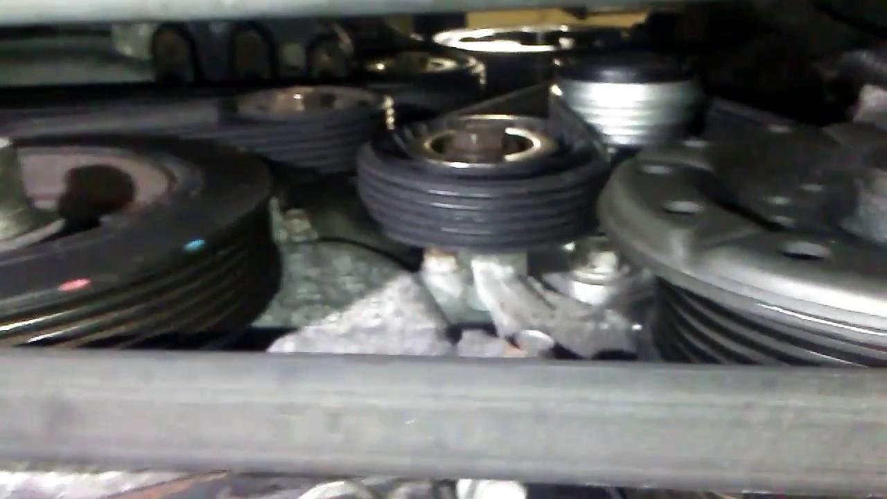 2008 jeep patriot 2 4l belt routing