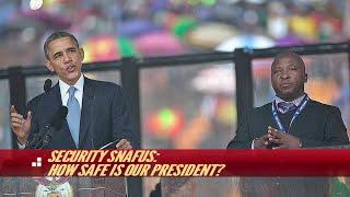 Major Security Breaches Around President Obama | The Hotlist