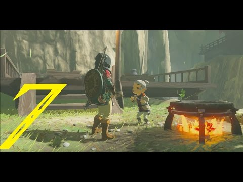 """Quality Quests in Kakariko 