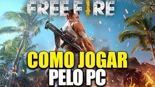 Free Fire : Como Jogar Pelo PC e Como Configurar os Comandos
