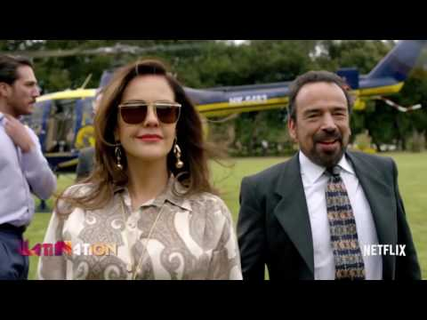 Cristina Umaña - The Strong Woman in Netfilx's Narcos | LatiNation