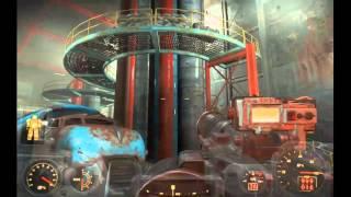 Fallout 4 - 348 - Путь Свободы - рыбзавод - журнал Наука Теслы - уникальный карабин 1