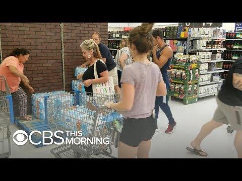 North Carolina bracing for Hurricane Florence