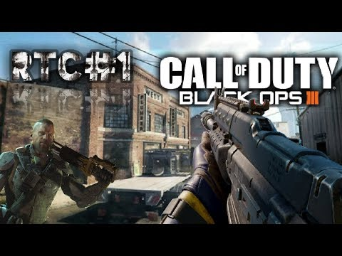 RTC#1 Call of Duty BLACK OPS 3
