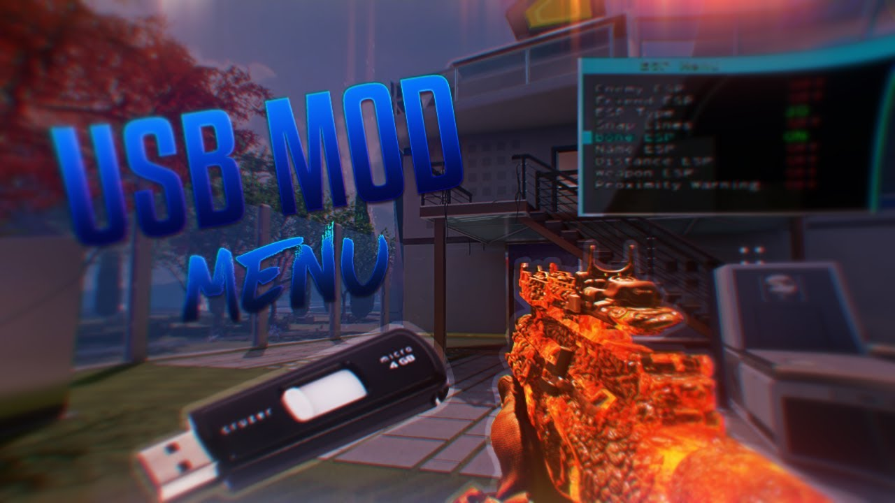 (REAL) 2017 USB MOD MENU DOWNLOAD/TUTORIAL (PS4/PS3/XBOX ONE/XBOX360) (Call  Of Duty : Black Ops 3)