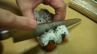 Back To Basics Part 2 of 4, JB Roll - Making Sushi at Home Series