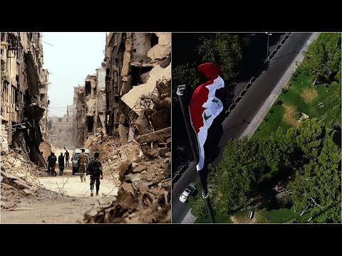 Wish you were here: Damascus puts out tourism video as city is ranked one of world's worst
