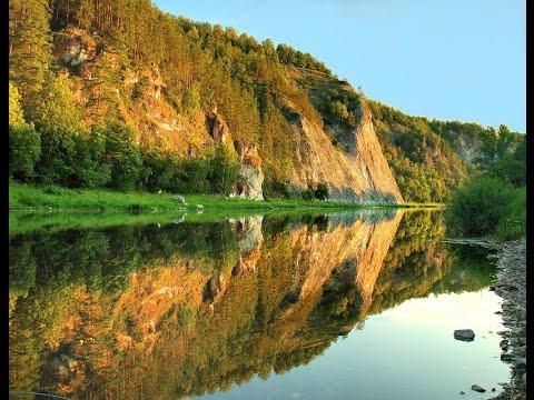 Клип Бутырка - Зеркалом блестит река