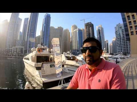 """""""Famous"""" #Beach of #Dubai 🔥 🔥 🔥 🔥 It's A Must Visit!! Dubai Marina & The Beach JBR Public Beach"""