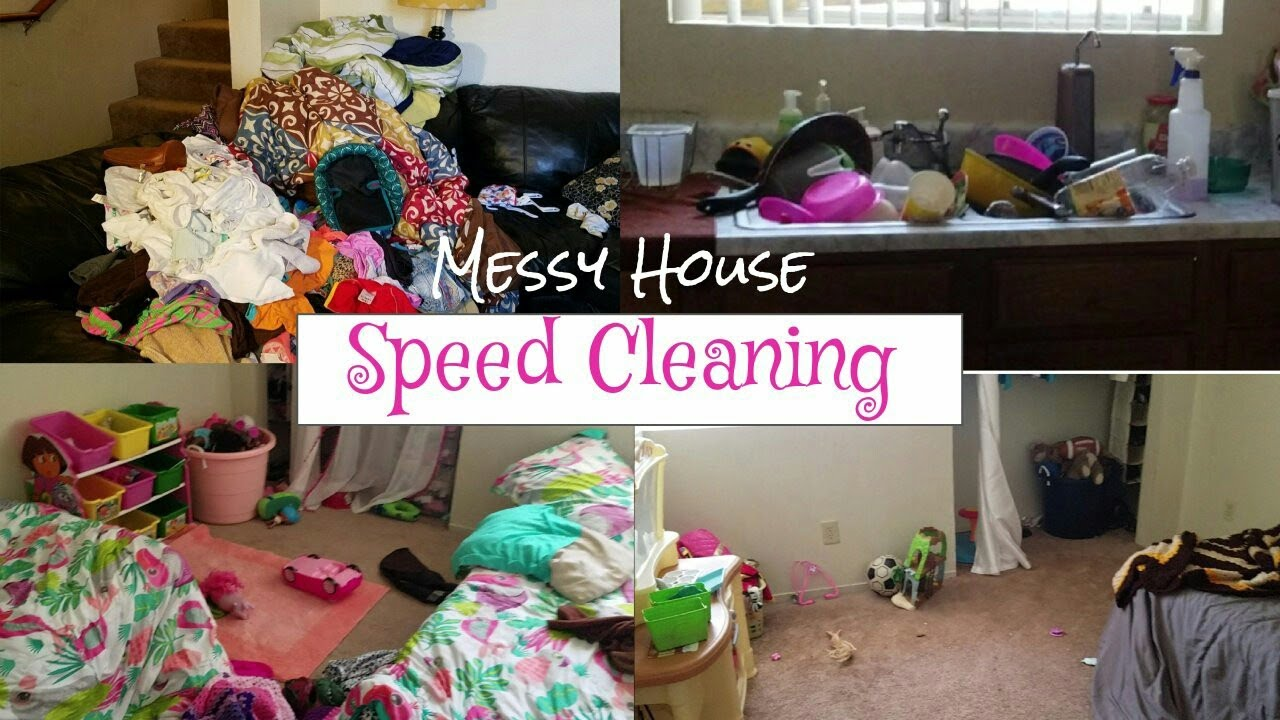 Cleaning Motivation Sd My Messy House Real Life Realistic