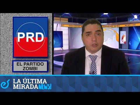 """El PRD se """"zancudea"""", las inhibiciones; y los periodistas; en La Última Mirada News"""
