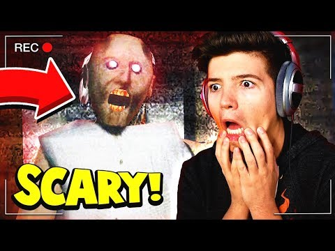 THE WORLDS SCARIEST GAME. . . (Granny)