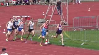 Командный Чемпионат России , Бег 800 метров, четвертый забег
