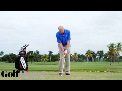 Approach Shots: Jim McLean's Tips on Chipping Without The Chunk-Golf Digest How To