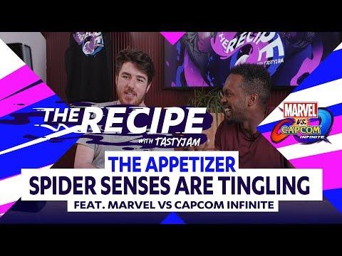 Marvel vs. Capcom: Infinite Tutorial ft Tasty Steve (@tasty_steve) & Sajam (@sajam) The Recipe Pt. 3