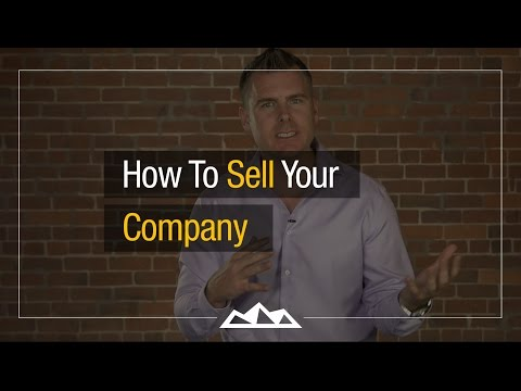 How To Sell Your Company | Dan Martell