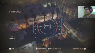 LA MANSION DE MEXIVERGAS - CALL OF DUTY ADVANCED WARFARE