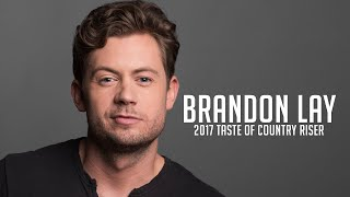 Nashville newcomer, Brandon Lay