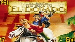 Gold and Glory: The Road to El Dorado [PS1] - (Walkthrough) - Part 7 - {End}